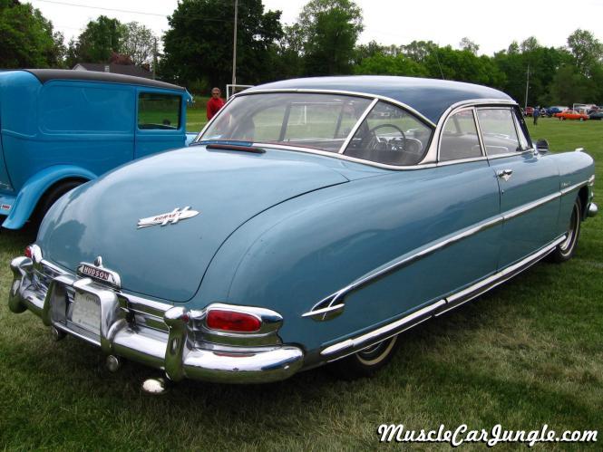 Camaro For Sale >> 1952 Hudson Hornet Hollywood Rear Side