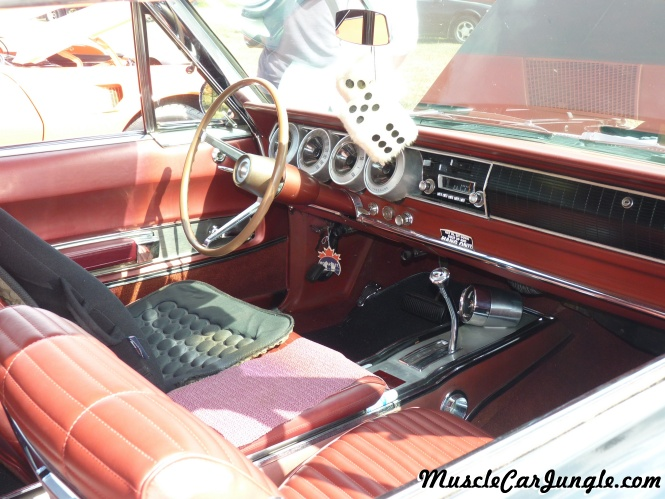 1966 383 Charger Interior