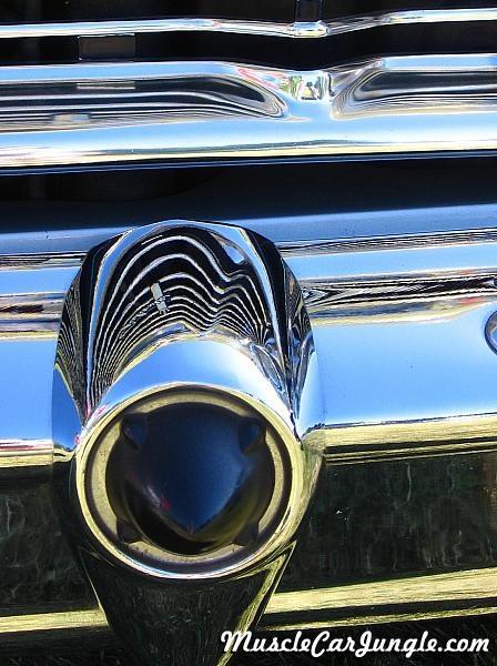 1964 Galaxie 500 Convertible Bumper Guard